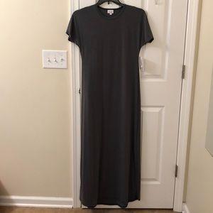 LLR Maria maxi dress - gray